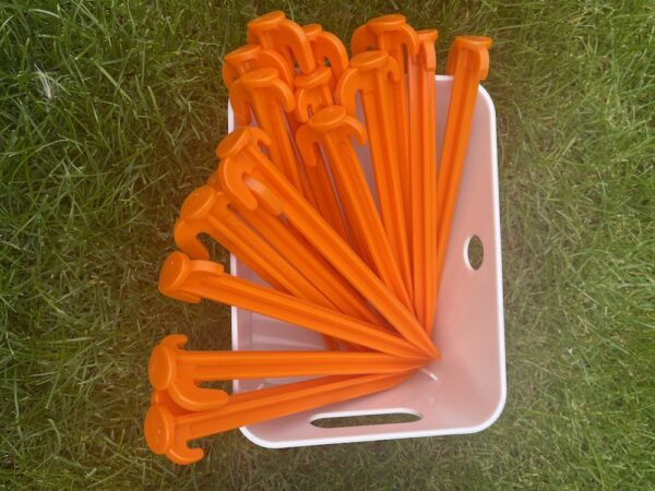 Plastic Tent Pegs, Plastic Products Online